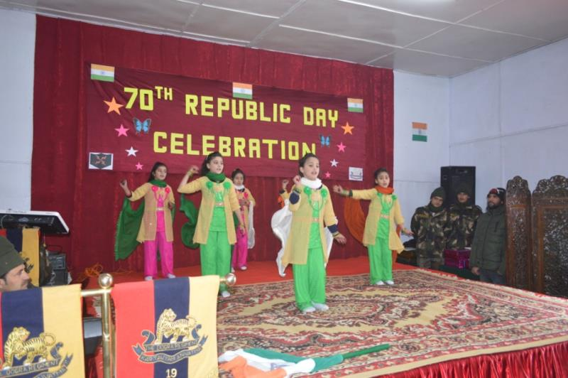 70th Republic Day Celebration